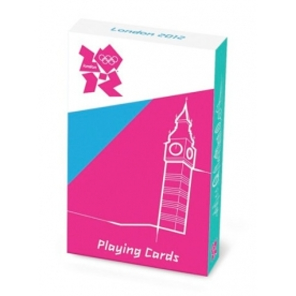 London 2012 Landmarks Olympic Playing Cards