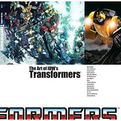 Art Of IDW's Transformers Hardcover
