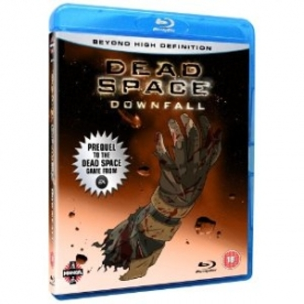 Dead Space Downfall Blu-ray