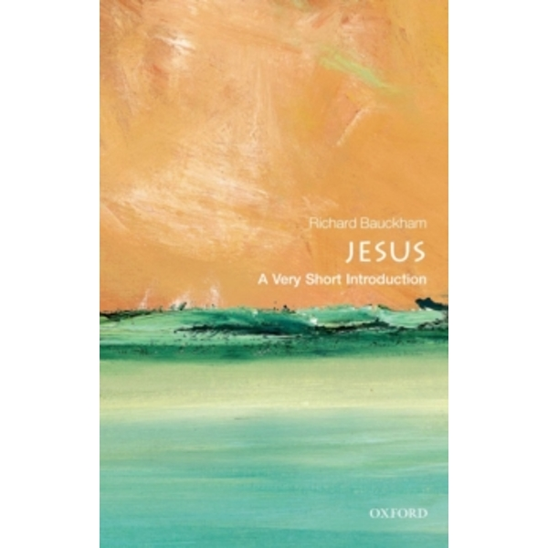 Jesus: A Very Short Introduction by Richard Bauckham (Paperback, 2011)