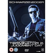 Terminator 2 - Judgment Day DVD