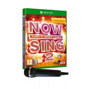 Now Sing 2 Xbox One Game (1 Mic Pack)
