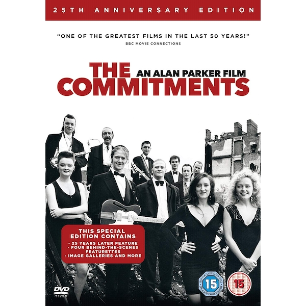 The Commitments - Anniversary Edition DVD