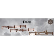 TerrainCrate: Fences