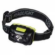 Active LED Headlamp Black/Yellow