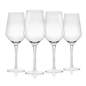 Set of 4 Wine Glasses | M&W New