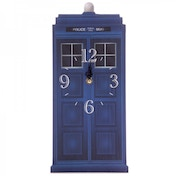 Ex-Display Doctor Who Tardis Projection Clock Used - Like New