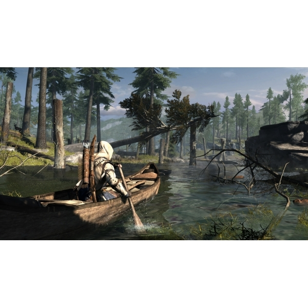 Assassin's Creed III 3 Join Or Die Edition PS3 Game - Image 6