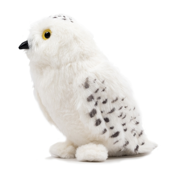 Hedwig the Snowy Owl (Harry Potter) 8 Inch Soft Toy Plush - Image 2