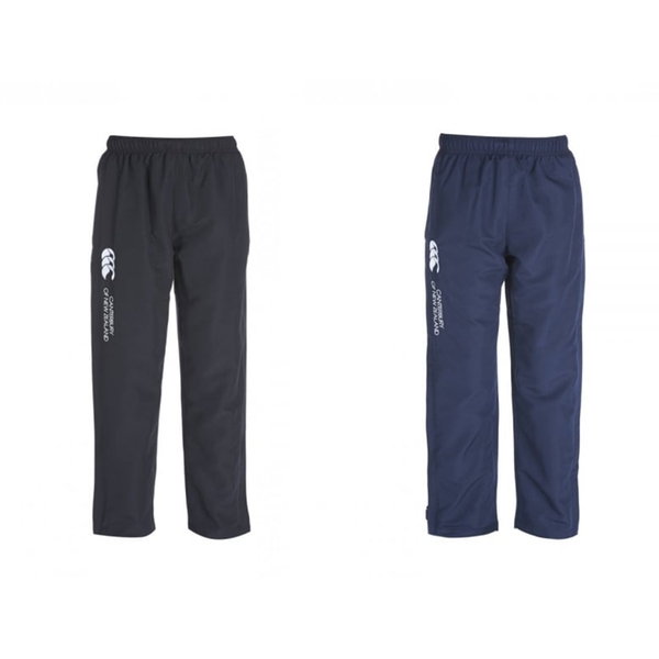 Canterbury Junior Open Hem Stadium Pant Navy - 12 Years
