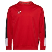 Sondico Venata Crew Sweat Adult XX Large Red/White/Black