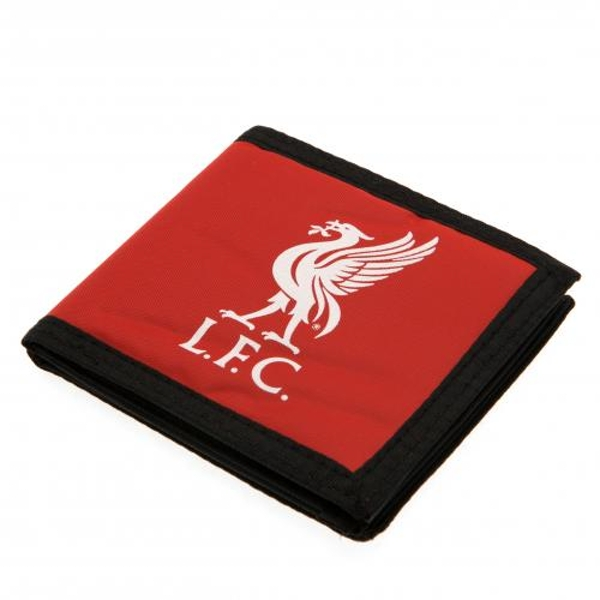 Liverpool FC Canvas Wallet