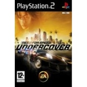 Ex-Display Need For Speed Undercover Game PS2 Used - Like New