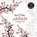 Japan Coloring Book : Marabout Small-Format Coloring Book