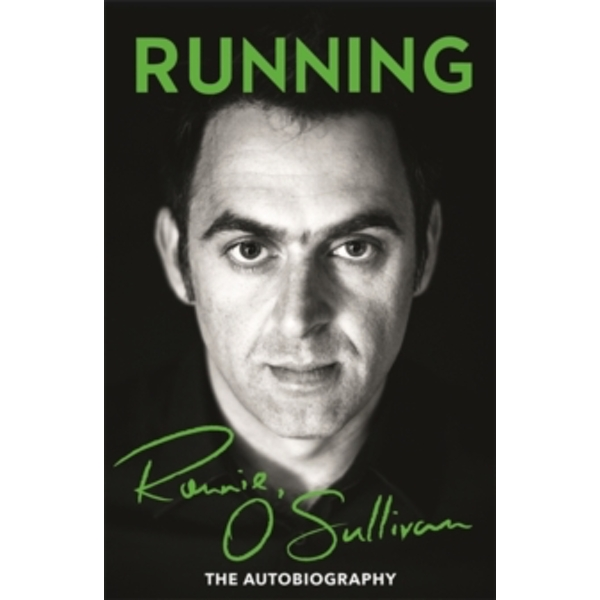 Running: The Autobiography by Ronnie O'Sullivan (Paperback, 2014)