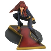 Black Widow (Comic Version) Marvel Gallery Diorama PVC Figure