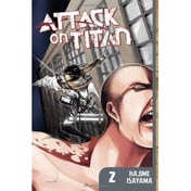 Attack On Titan 2 Paperback