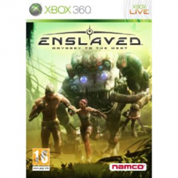 Enslaved Odyssey To The West Game Xbox 360