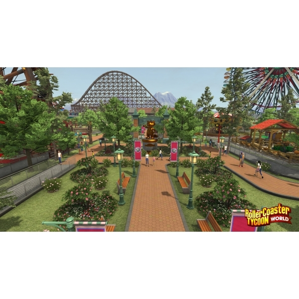 Roller Coaster Tycoon World PC Game - Image 5