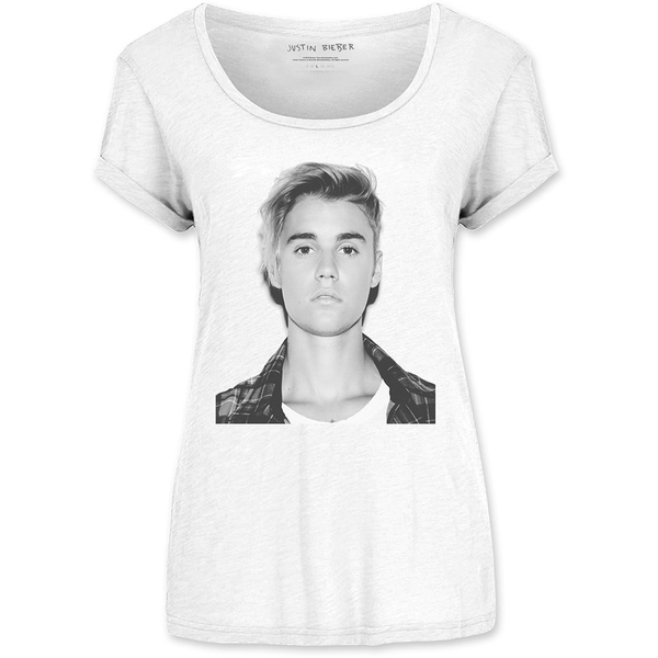 Justin Bieber - Love Yourself Women's X-Large T-Shirt - White