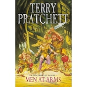 Men At Arms: (Discworld Novel 15) by Terry Pratchett (Paperback, 2013)