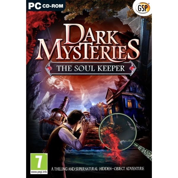 Dark Mysteries The Soul Keeper Collector's Edition Game PC