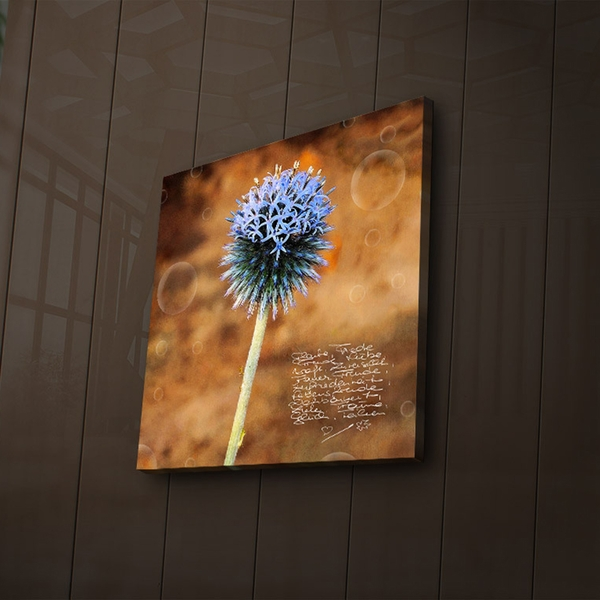 4040?ACT-45 Multicolor Decorative Led Lighted Canvas Painting