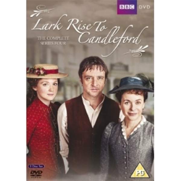 Lark Rise to Candleford Series 4 DVD