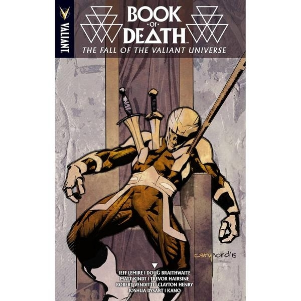 Book Of Death Fall Of The Valiant Universe
