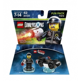Bad Cop (Lego Movie) Lego Dimensions Fun Pack