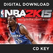 NBA 2K15 (Kevin Durant MVP DLC Bonus Pack) PC CD Key Download for Steam