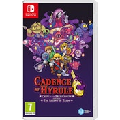 Cadence of Hyrule Crypt of the NecroDancer Nintendo Switch Game