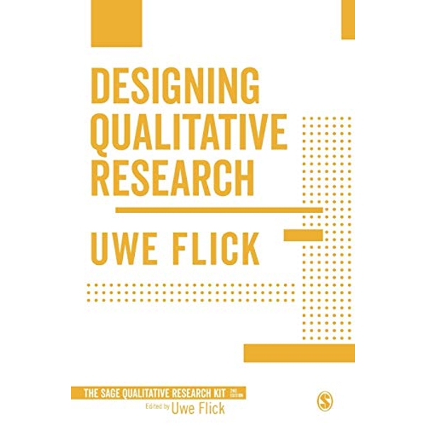 Designing Qualitative Research by Dr Uwe Flick (Paperback / softback, 2016)