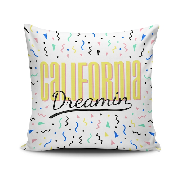 NKLF-317 Multicolor Cushion Cover