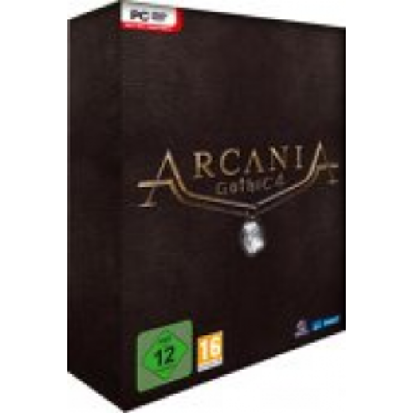 Arcania Gothic 4 Limited Collector's Edition Game PC