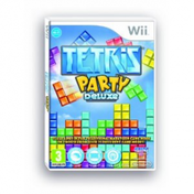 Tetris Party Deluxe Game Wii