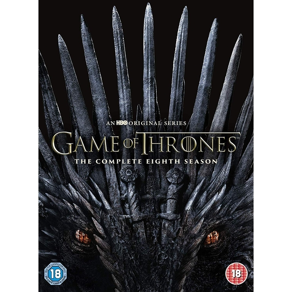 Game of Thrones: Season 8 DVD