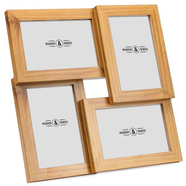 4 Picture Photo Frame | M&W - Image 1