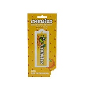 Orange Chewits 3D Hanging Air Freshener