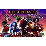 Marvel Legendary Civil War Expansion