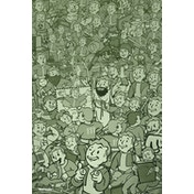 Fallout Compilation Maxi Poster