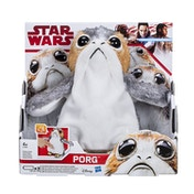 Star Wars The Last Jedi Porg Electronic Plush