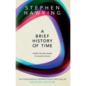 A Brief History Of Time: From Big Bang To Black Holes by Stephen Hawking (Paperback, 2011)