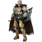 Box Damaged Lord Saladin (Destiny) McFarlane Deluxe Action Figure Used - Like New