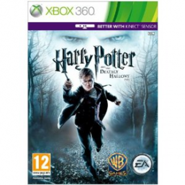 Harry Potter And The Deathly Hallows Part 1 Game (Kinect Compatible) Xbox 360
