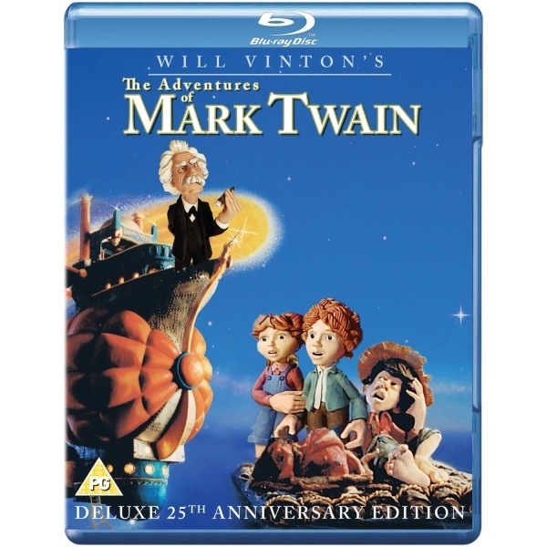 The Adventures of Mark Twain Blu-ray