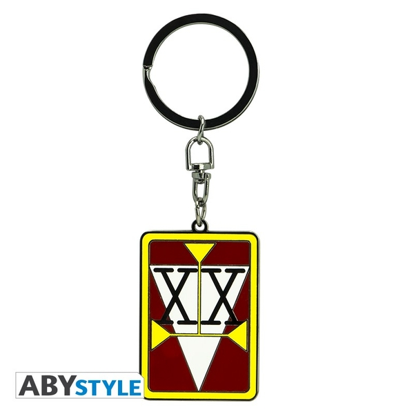 "Hunter X Hunter - ""Hunter License"" Keychain"