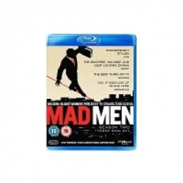 Mad Men Season 2 Blu-Ray