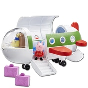 Ex-Display Peppa Pig Air Peppa Jet Figure Used - Like New
