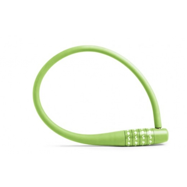 Knog Lock Cable 62cm Party Combo (Lime)